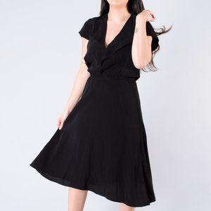 Isabel Marant Etoile Black Dress Size 34